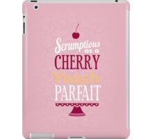 Truly Scrumptious - Pink iPad Case/Skin