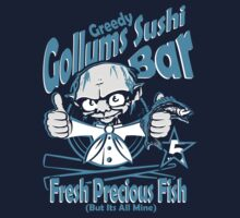 Greedy Gollums Sushi Bar - Fresh Precious Fish by Immortalized