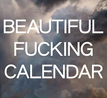 Beautiful Fucking Calendar by robertandjoey
