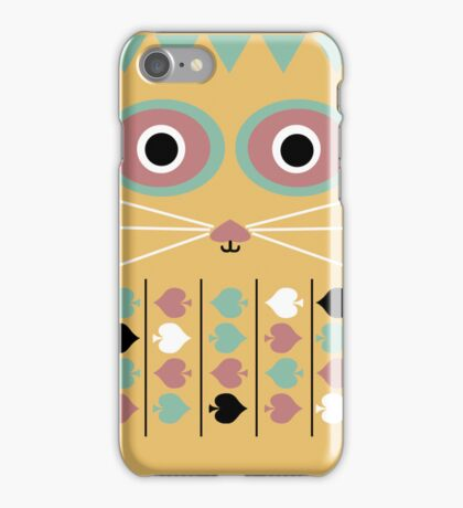 Cat iPhone Renewal  iPhone Case/Skin