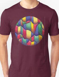 Fish Mandala Full-Color T-Shirt T-Shirt
