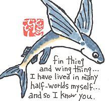Flying Fish (v.3) by dosankodebbie