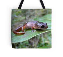 Oregon Ensatina Salamander 3 Tote Bag