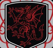 Laketown Dragon Department Sticker
