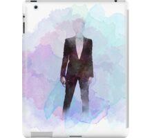 Space Suit Watercolor iPad Case/Skin