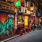 Sunday Evening in Centre Place by jamjarphotos