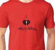 I <3 Sniper Rifles (black & white) Unisex T-Shirt