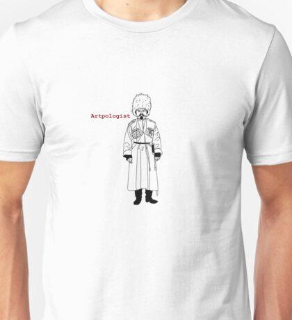Cossack Artpologist Logo Unisex T-Shirt