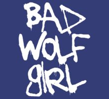 Bad Wolf Girl, I Could Kiss You! by Marconi Rebus