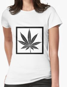 ReeferLife Classic  Womens Fitted T-Shirt