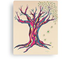 Standing Strong Serenity Tree Canvas Print