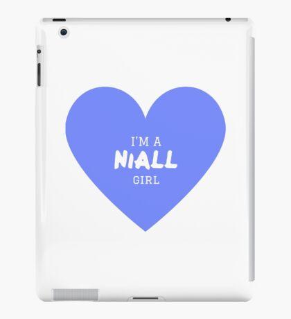 Niall Girl ( One Direction ) iPad Case/Skin