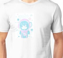 space girl Unisex T-Shirt