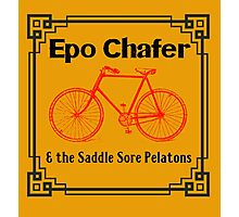 Epo Chafer & The Saddle Sore Pelotons Photographic Print