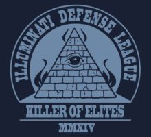 Illuminati Defense League - Killer Of Elites by mlike1
