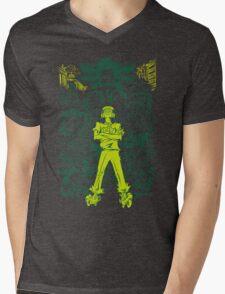 Tokyo-to Mens V-Neck T-Shirt