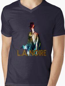 L.A. Noire Mens V-Neck T-Shirt