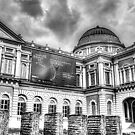 National Museum Singapore BW by William  Teo Photography