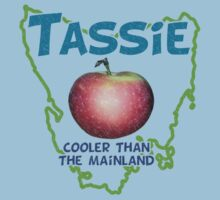 Tassie - Cooler than the Mainland by tiefholz