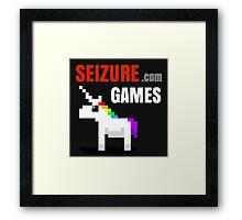 Seizure Games Framed Print