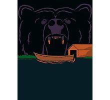 Bear Lake Massacre Photographic Print