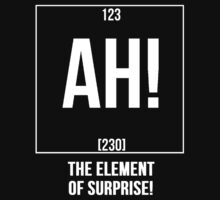 Ah! The Element Of Surprise by Alan Craker