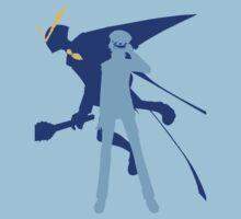 Persona 4: Naoto  by GoldFox21