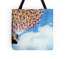 """Up"" Disney Painting Tote Bag"