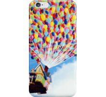 """Up"" Disney Painting iPhone Case/Skin"