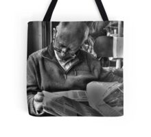 Commuter. Tote Bag