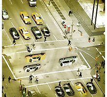 esher intersection Photographic Print