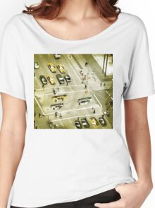 esher intersection Women's Relaxed Fit T-Shirt
