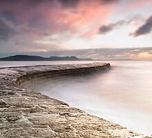 Dawn at the Cobb by Chris Frost Photography