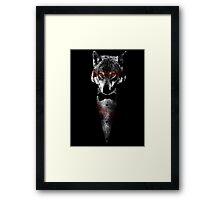 Wolf Of Bangstry Framed Print
