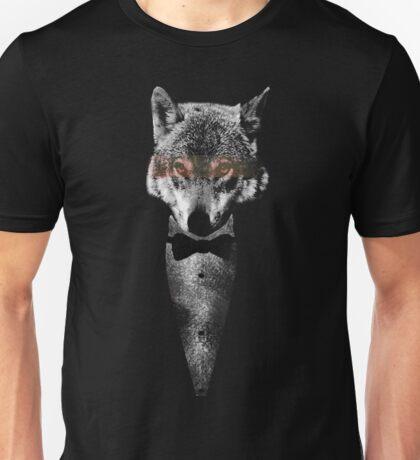 Wolf Of Bangstry Unisex T-Shirt