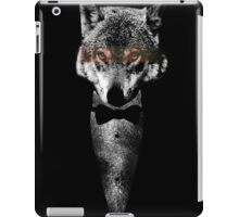 Wolf Of Bangstry iPad Case/Skin
