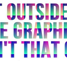 Gamer ( Outside Graphics ) Sticker