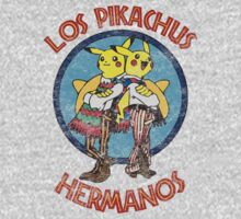 Los Pikachus Hermanos - Breaking Bad / Pokemon Mashup (Distressed Version) by Immortalized
