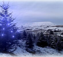 Christmas In Pendle by paul edmondson