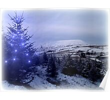 Christmas In Pendle Poster