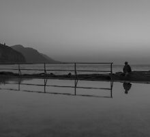 Solitary Reflection by yolanda