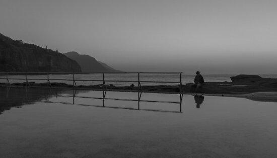 Solitary Reflection by yolanda
