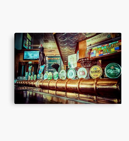 Beer Please Canvas Print