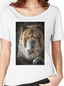 Chow-Chow portrait Women's Relaxed Fit T-Shirt