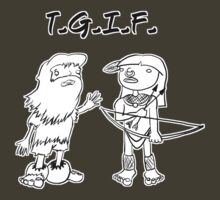 T.G.I.F. by TheNakedPirate