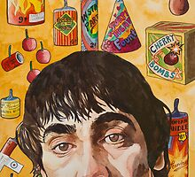 Keith Moon : light blue touch paper.. by threefishes