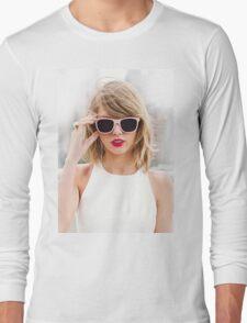 Hot Taylor Swift a Long Sleeve T-Shirt