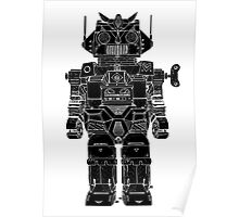 Robot Toy Poster