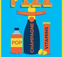 Fizz through life by Stephen Wildish