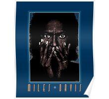 MILES DAVIS - MUSICIAN SERIES Poster